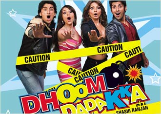 Dhoom Dadakka Album Cover