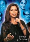 shreya ghoshal singer