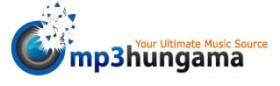 MP3Hungama.com Logo